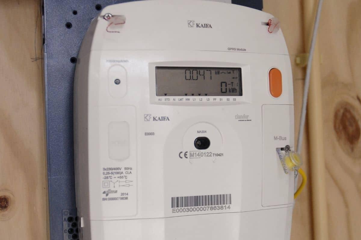 Mijn Smart Home Slimme Meter Kabel Installeren Op Domoticz