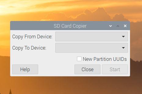 sd card copier